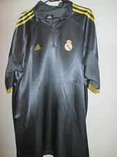 Real Madrid 2011-2012 Training Leisure Football Shirt Size Large /24565