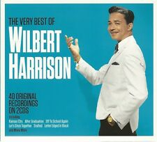 THE VERY BEST OF WILBERT HARRISON - 2 CD BOX SET - KANSAS CITY, DRAFTED & MORE