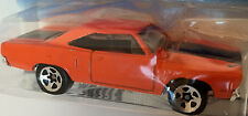 HOT WHEELS 1998 FIRST EDITIONS ~'70 ROADRUNNER~ ORANGE W/BLACK  17/40  3+ 1:64