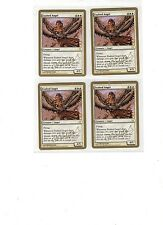 MAGIC THE GATHERING - WORLD CHAMPIONSHIP - EXALTED ANGEL X2 - Gold Border