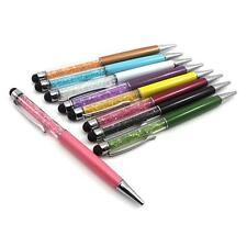 Kristall Diamant Schirm kapazitiver Touch Pen Stift  Tablet Pen + Kugelschreiber