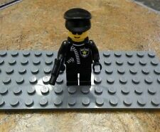 "LEGO STUDIOS MINIFIGURE ""POLICE OFFICER"" FROM SET 1376 SPIDER MAN 2002 ~ RARE!"