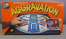 Selchow & Righter Aggravation Classic Marble Race Board Game 1987 Complete