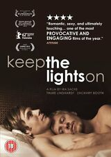 Keep the Lights On (Gay Theme) Region 4 DVD New