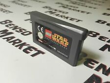 LEGO STAR WARS THE VIDEO GAME - NINTENDO GAME BOY ADVANCE GBA e DS NDS - PAL