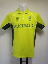 ICC CHAMPIONS TROPHY 2017 AUSTRALIA JERSEY BY VBM SIZE SMALL BRAND NEW