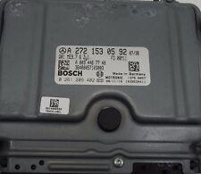 MERCEDES BENZ R350 ECU ENGINE COMPUTER CONTROL MODULE A2721530592 OEM