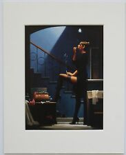"Dancer For Money by Jack Vettriano Mounted Art Print 10"" x 8"" Erotic"