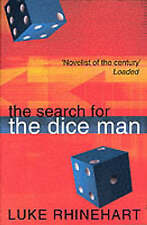 The Search for the Dice Man, Rhinehart, Luke Paperback Book Fast Free