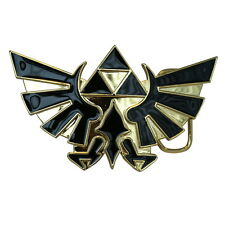 NEW OFFICIAL The Legend Of Zelda Twilight Princess Nintendo Triforce Belt Buckle