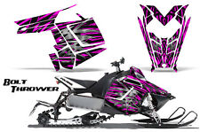 POLARIS RUSH PRO RMK 600/800 SLED SNOWMOBILE GRAPHICS KIT CREATORX WRAP BTP