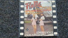Louis Kaplan & His Crew - Fly me 7'' Single [Zwei himmlische Töchter]