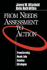 From Needs Assessment to Action: Transforming Needs into Solution Strategies