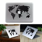 Workd Map Vinyl Decal Sticker Skin for Apple Laptop MacBook Air/Pro 11''13''15''