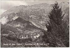 PRADIS DI SOTTO - PANORAMA COL M.TAIET - CLAUZETTO (PORDENONE) 1964
