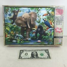 Howard Robinson Super 3D Puzzle 500 Piece - Junior Jungle