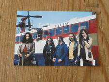 Can: Tour Japan Promo Postcard (no cd japan mini-lp ashra guru amon duul II Q