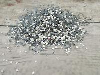 Silver Metallic star Confetti Table/Wedding Confetti