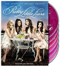 Pretty Little Liars ~ Complete 2nd Second Season 2 Two ~ NEW 6-DISC DVD SET