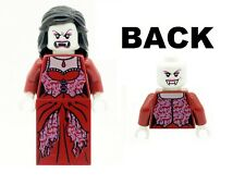 LEGO Minifig Female Vampire Bride Monster Fighters With Glow  Head NEW Halloween