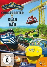 CHUGGINGTON VOL.23  KLAR ZUM BAU/DVD NEU