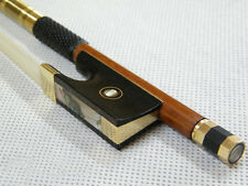 Hot On Sale Violin bow 20 years old Pernambuco Stick 4/4