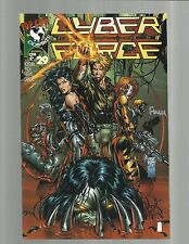 CYBERFORCE 29 SIGNED DAVID FINCH TOP COW Marc Silvestri STRYKER VELOCITY RIPCLAW