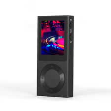 """BENJIE T6 X1000 Bluetooth Lossless Music MP3 Player 1.8"""" LCD Screen Support DSD"""