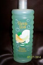 Avon Bubble Delight Cucumber Melon Bubble Bath 24 Fl.Oz.