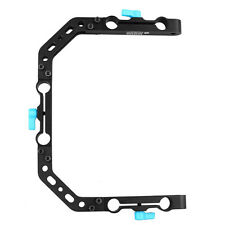 FOTGA DP3000 C-Shaped Bracket Cage for 15mm Rod DSLR Rail Support System Rig DIY