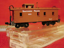 KD 50070  S.P.34' Wood Caboose *RARE #603* 'MINT' N-SCALE