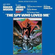 Est-James Bond: the Spy Who Loved Me (Limited. Edition). VINILE LP NUOVO