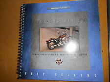 2001 Harley Davidson Factory Wholesale Catalog
