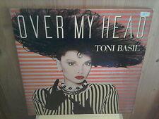"""TONI BASIL over my head 12"""" MAXI 45T"""