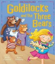 Goldilocks and the Three Bears (My First Fairy Tales)-ExLibrary