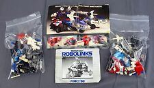 Revell Robotech Robolinks Force 50 & 51 w/ Insturction Book 1985 ~90% Complete