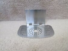Replacement Stainless Drip Tray for Hamilton Beach Single Scoop Coffee Maker EUC