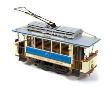 "Elegant, finely detailed model tram kit by OcCre: the ""Stuttgart Tram"""