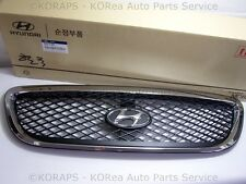 TERRACAN 03-04 GeNuiNe RADIATOR GRILLE 86250H1060