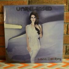 LANA DEL REY - Unreleased, Limited Import 2XLP on COLORED VINYL New!