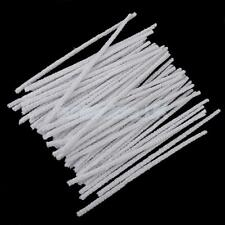 50pc Cotton Tabacco Smoking Pipe Cleaners Absorbent Strong Cleaning Tool Kit