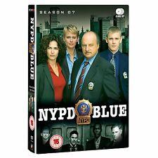 NYPD Blue: Complete Season 7 - DVD NEW & SEALED (6 Discs) (Series)