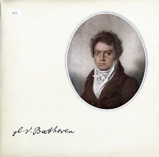 2LP OPERA Label PROMO BEETHOVEN by Riebensahm, Rother, Barchet Quartet, Kertesz