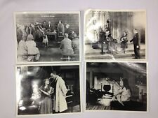LOT OF 4 RARE MARY PICKFORD THE FOUNDING 1916, M `LISS 1918 8x10 PHOTOS PICTURES