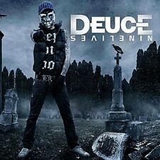 DEUCE - NINE LIVES  CD + BONUS CD  HIP HOP / RAP  NEW+