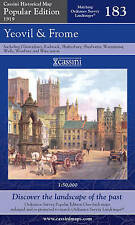 Yeovil and Frome (Cassini Popular Edition Historical Map),,New Book mon000004493