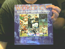 WORLD CUP RUGBY'S BATTLE OF THE GIANTS HARDBACK GREAT XMAS GIFT FREE UK POST