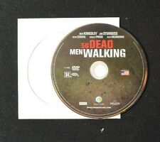 50 Dead Men Walking (DVD, 2010) LN  DISC ONLY SEE PICTURE