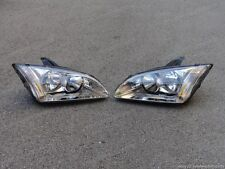 Clear Headlights Head Lamps for Ford Focus2005-2008