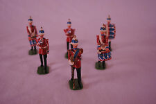 """Ducal Toy Soldiers """"The Colstream Guards"""" Hand Painted Band"""